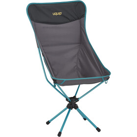 Uquip ThreeSixty Campingstol L, grey